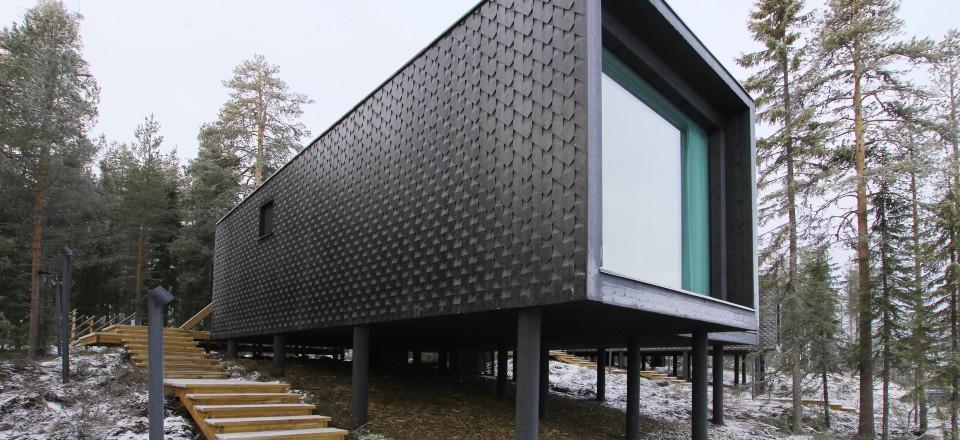 Lunawood JUKOLA 3D - Tasarımsal Panel Sistemleri