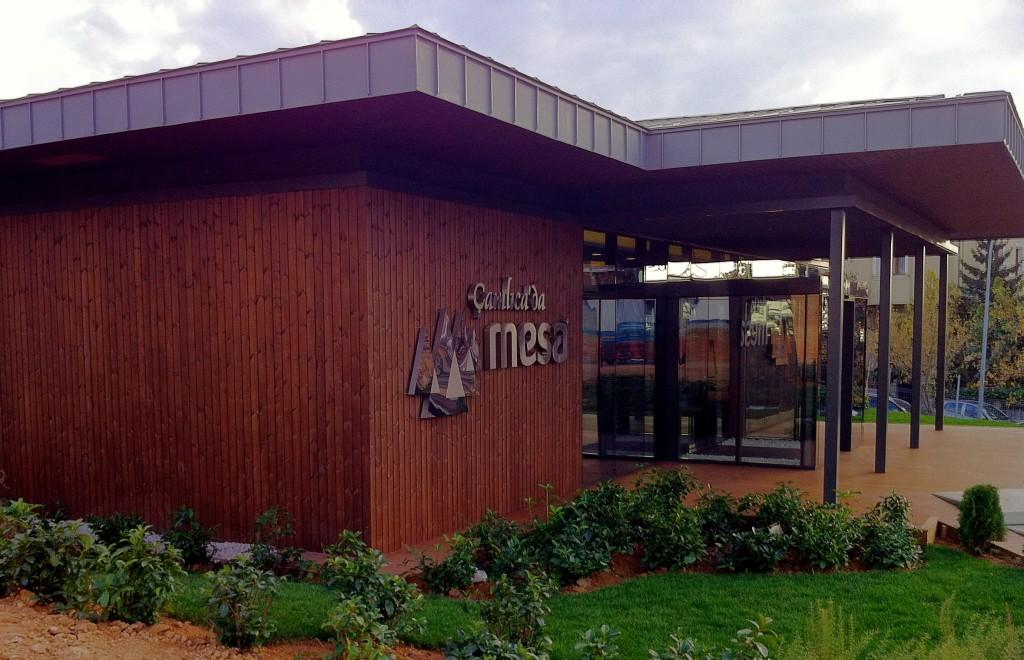 Çamlıca'da MESA satış ofisi